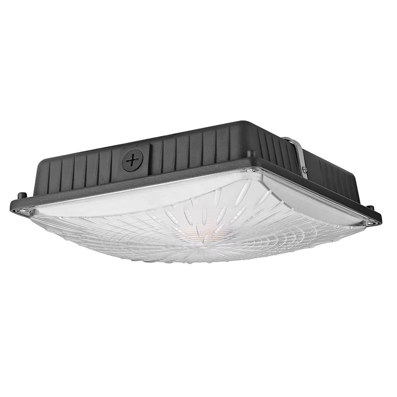 Slim Line Canopy LED Light