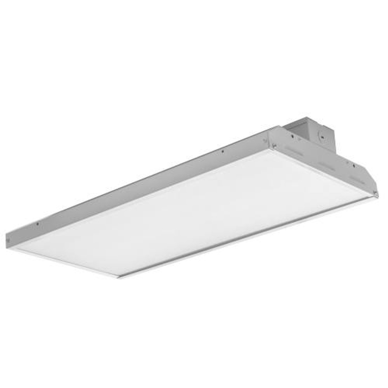 Slim Linear LED High Bay, 180 Watt, 24603 lumens, 120-277V, UL and DLC Listed, Dimmable - 4K/5K (AL-HBLED180)