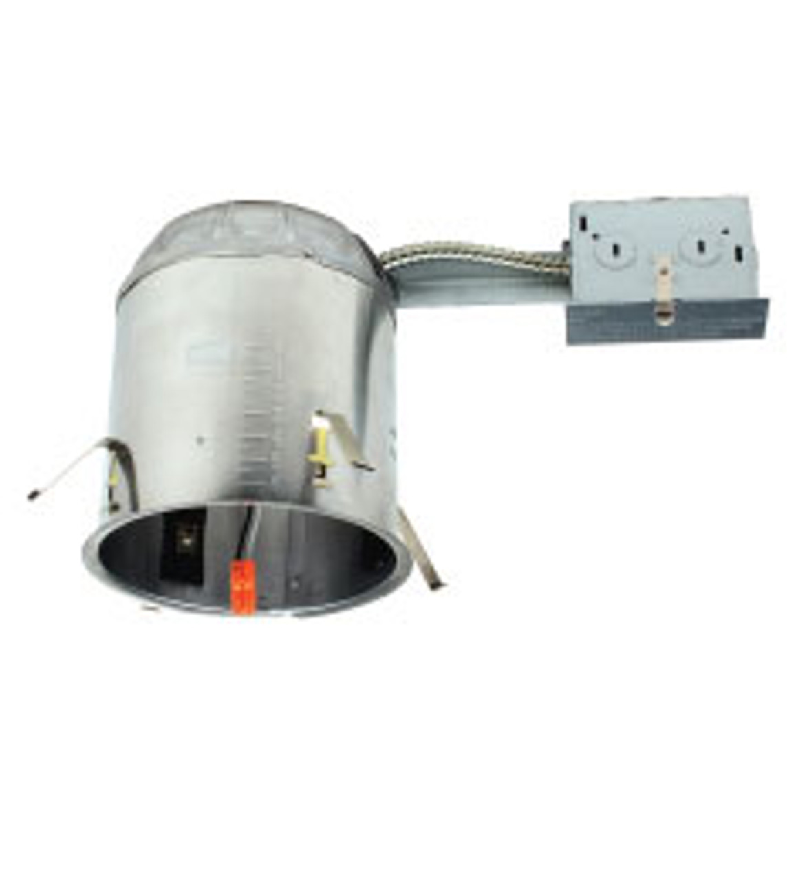 6 in. LED IC Recessed Housing Remodel Can with quick-connect (AL-6CLED-RIC)