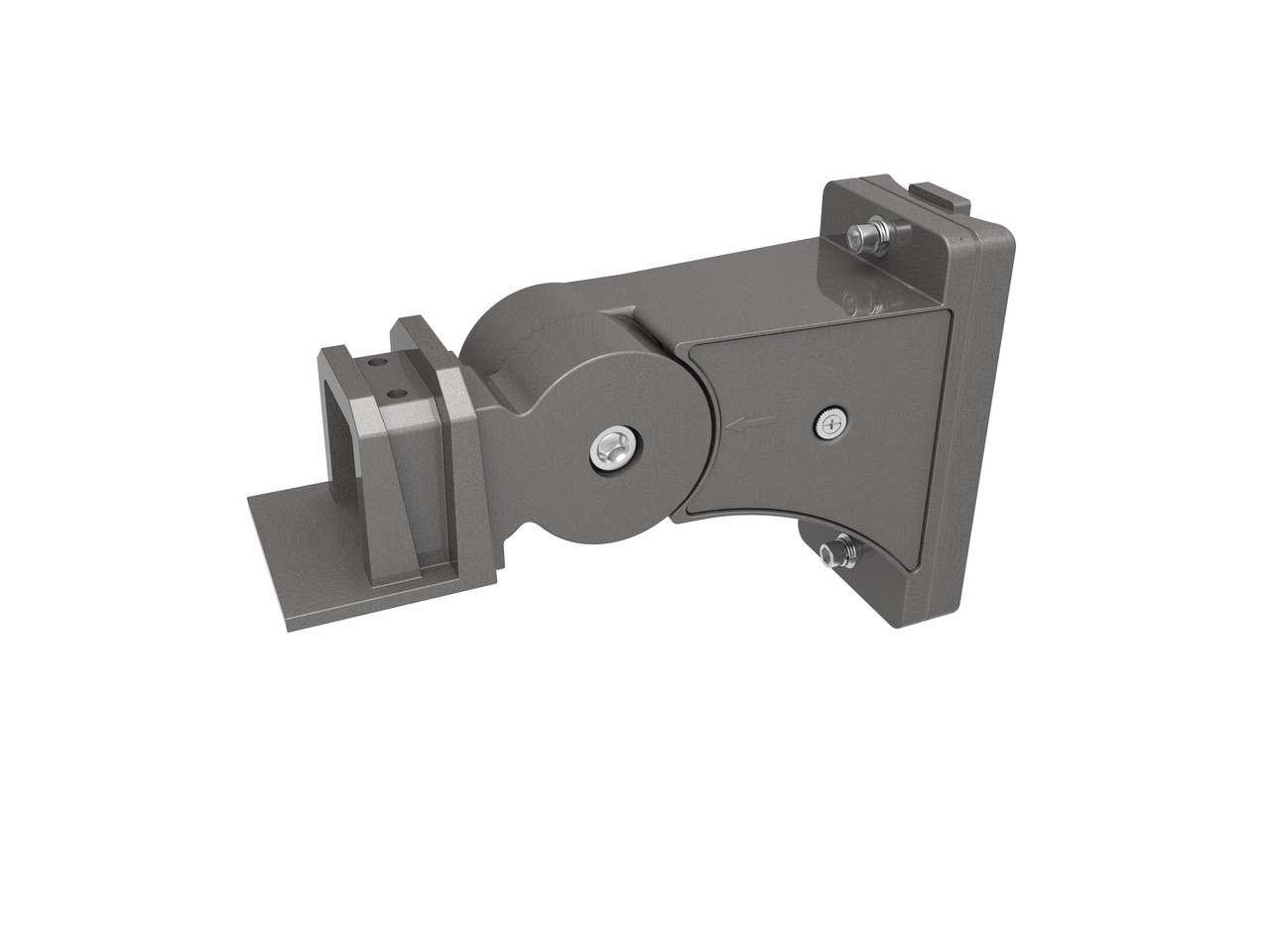 Adjustable Square or Round Mount