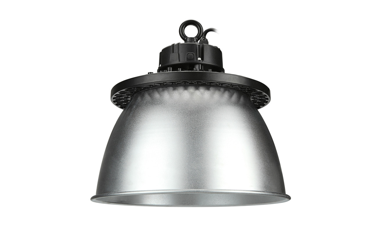 UFO LED High bay with reflector option