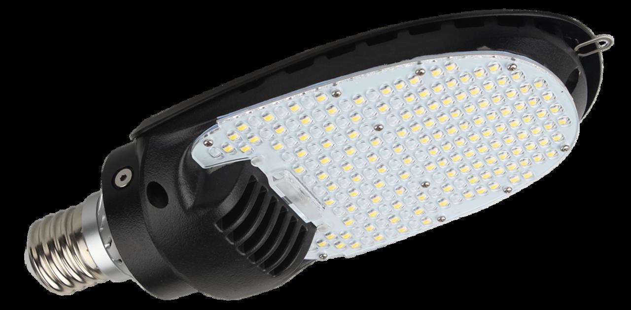 LED HID Retrofit Lamp 75wt, 9750 lumens, 5000 kelvin, 100-277 Mogul (E39) Base