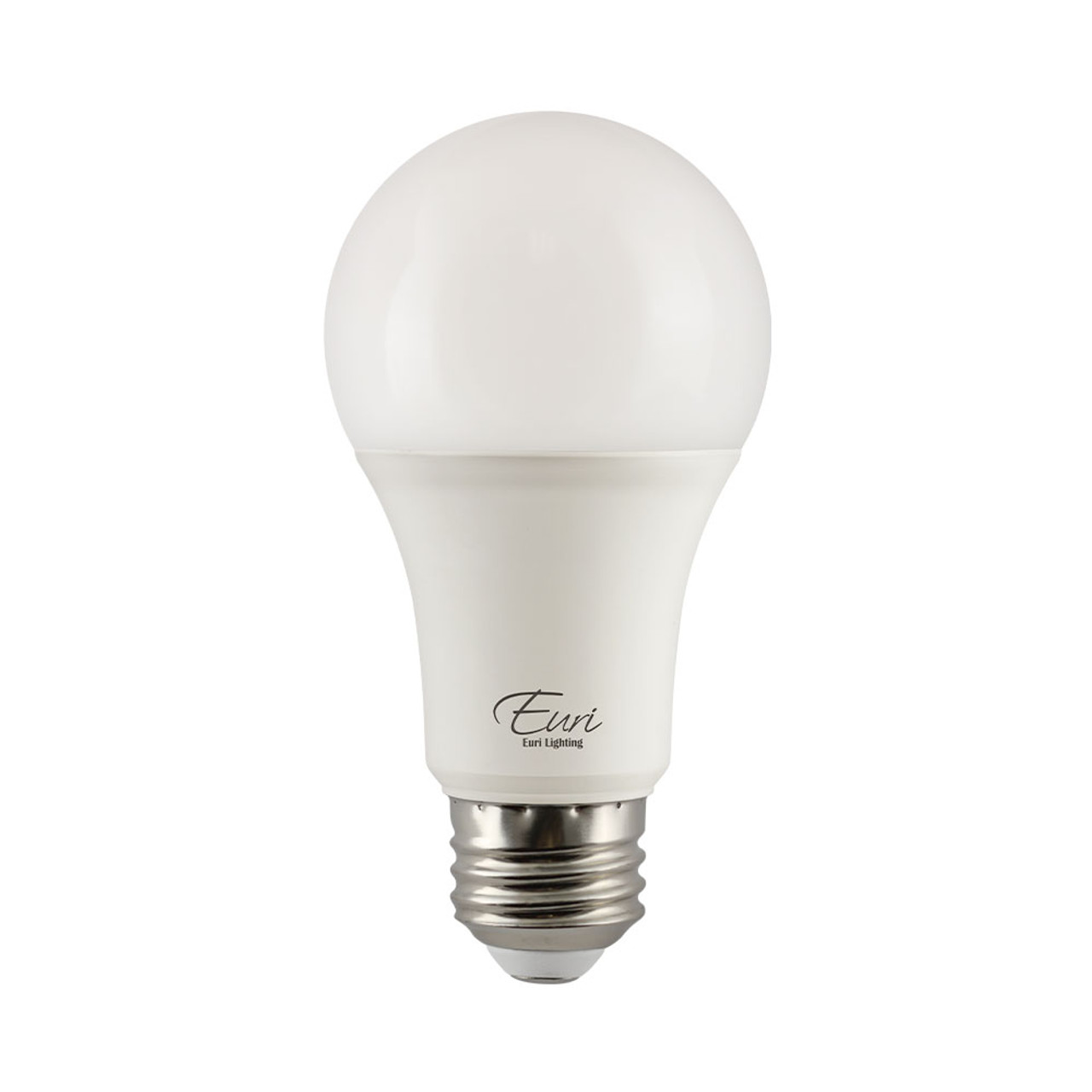 A19, Omni-Directional, LED Light Bulb, Dimmable, 15 W, 120 V, 1600 lm, 3000 K, E26 Base (EA19-15W2000e)