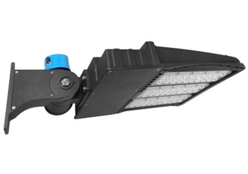 LED Shoe Box Light - with Photocell accessories