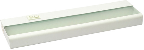 "12"" 5 Watt, 380 lumens, LED Linkable Under Cabinet - White"