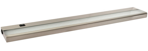"33"" 13 Watt, 980 lumens, LED Linkable Under Cabinet - Nickel"