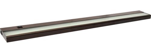 "42"" 16 Watt, 1200 lumens, LED Linkable Under Cabinet - Bronze"