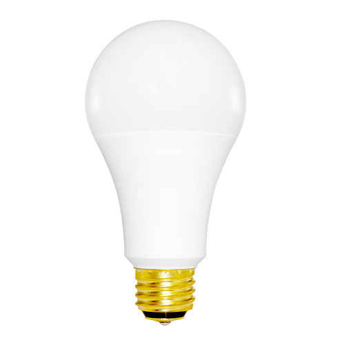 A21, Omni-Directional, LED Light Bulb, Dimmable, 22 W, 120 V, 2550 lm, 5000K, E26 Base (EA21-22W1050eh)