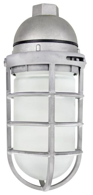 LED Vapor Proof 11 watt Jelly Jar, Pendant Mount