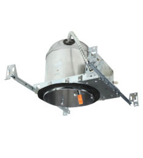 6 in. LED IC Recessed Housing New Construction Can with quick-connect
