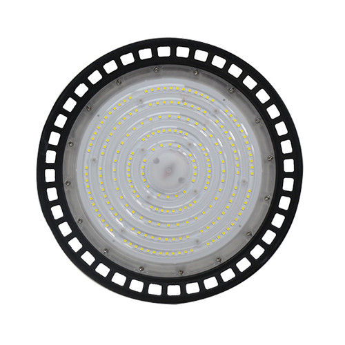 150 Watt UFO LED High Bay, 22500 Lm, 480 volt, 5000 Kelvin, DLC and UL Listed