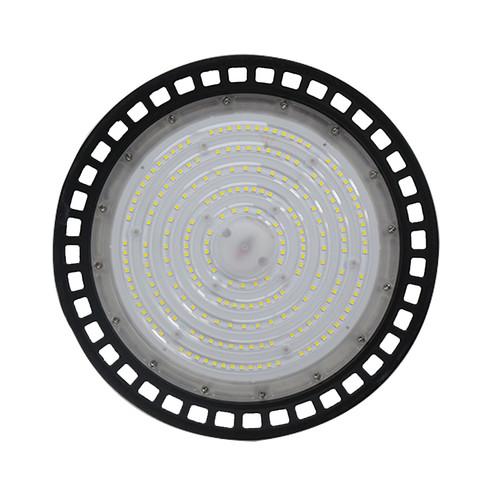 150 Watt UFO LED High Bay, 22500 Lm, 480 volt, 5000 Kelvin, DLC and UL Listed