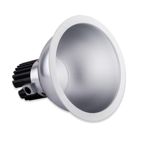 10 inch LED Commercial down light 120/277 volt, UL& Energy star rated - bottom image