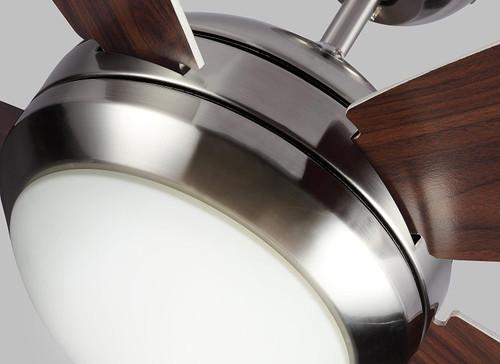 "Discus II 44"", 5 Blade Ceiling Fan,  Monte Carlo Fan (5DI44PND)"