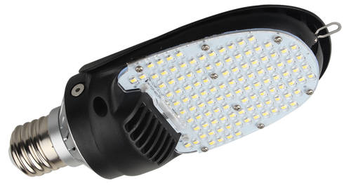 LED HID Retrofit Lamp 54wt, 7020 lumens, 5000 kelvin, 100-277 Mogul (E39) Base