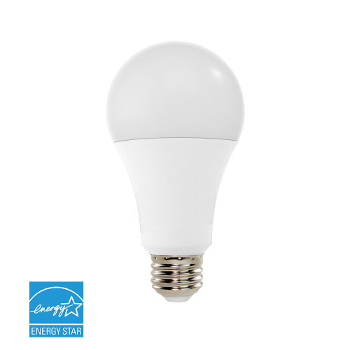 A21, Omni-Directional, LED Light Bulb, Dimmable, 16 W, 120 V, 1600 lm, 3000 K, E26 Base (EA21-2001e)
