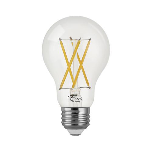 A19, Omni-Directional, LED Light Bulb, Dimmable, 8.5 W, 120 V, 800 lm, 5000 K, E26 Base (VA19-3050cec)