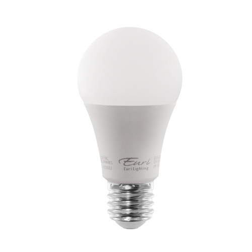 A19, Omni-Directional, LED Light Bulb, Dimmable, 12 W, 120 V, 1100 lm, 2700 K, E26 Base (EA19-4022cec-2)