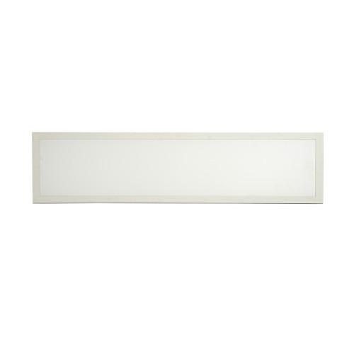 1x4 LED Flat panel, 30/40/45 adj wattage, 3500/4000/5000K CCT adj, 120-277V, 0-10VDC dimming (AL-S-1X4)