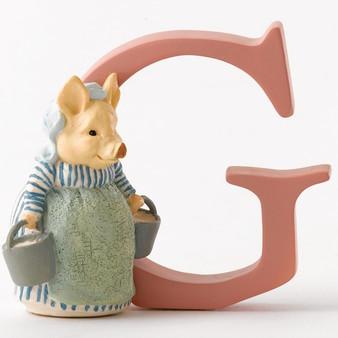 Beatrix Potter Letter G