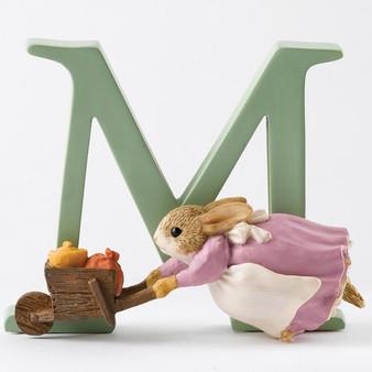 Beatrix Potter Letter M