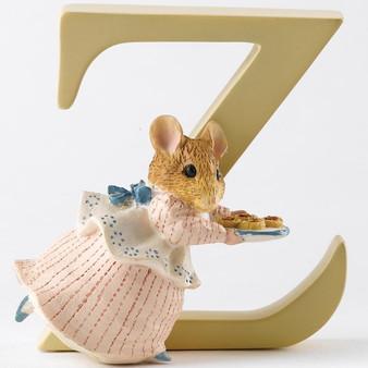 Beatrix Potter Letter Z