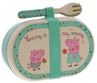 Peppa Pig Snack Box Set