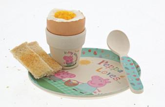 Peppa Pig Egg Cup Set