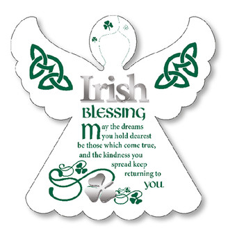 Irish Blessing Angel