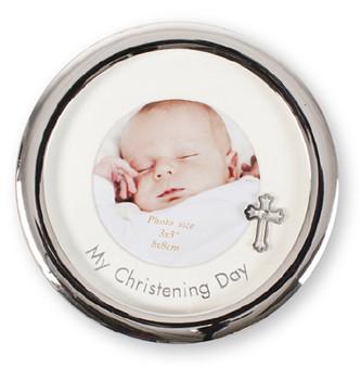 Christening Photo Frame