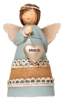 March Birthday Angel