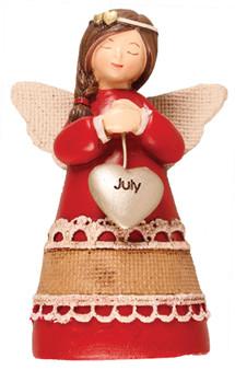 July Birthday Angel