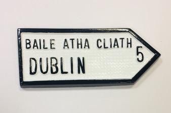 Dublin Roadsign