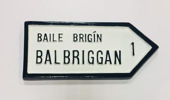 Balbriggan Roadsign