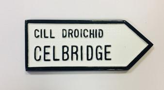 Celbridge Roadsign