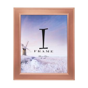 "Bronze Effect 10/8"" Frame"