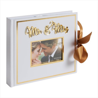 Always and Forever Gold Foil Photo Album