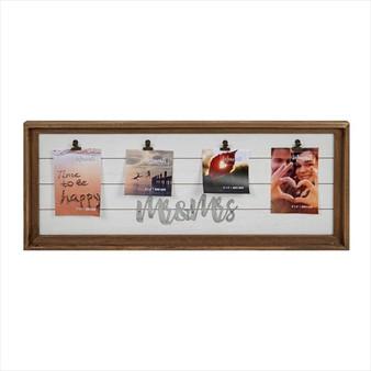 Mr & Mrs Multi Aperture Clip Frame