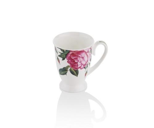Set of 6 Mugs Rose Collection