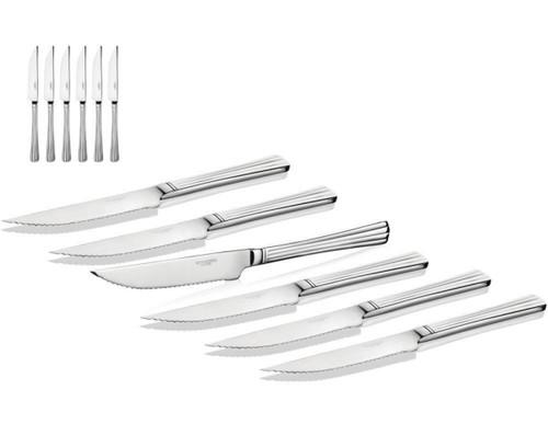 Nova 6 pce Steak Knives