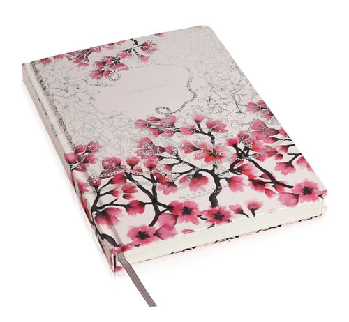 Chic to Chic Pink Hardback Notebook