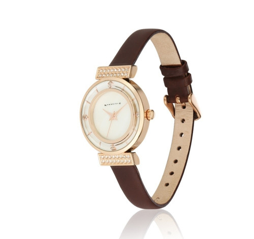 Ladies Watch Leather Strap