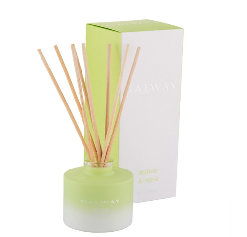 Galway Crystal Wild Pear and Fressia Diffuser