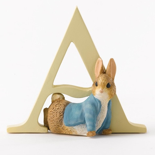Beatrix Potter Letter A