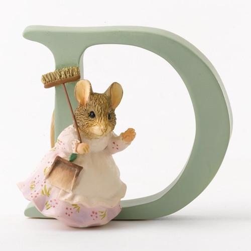 Beatrix Potter Letter D