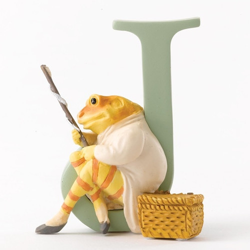 Beatrix Potter Letter J