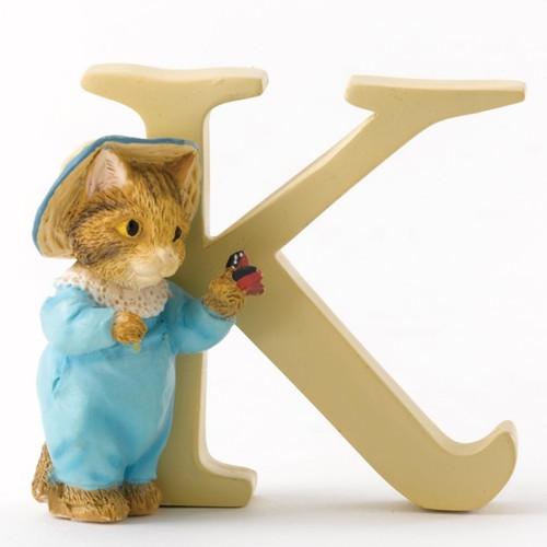 Beatrix Potter Letter K