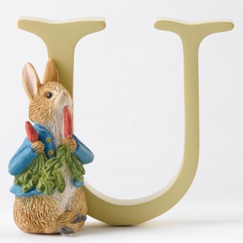 Beatrix Potter Letter U