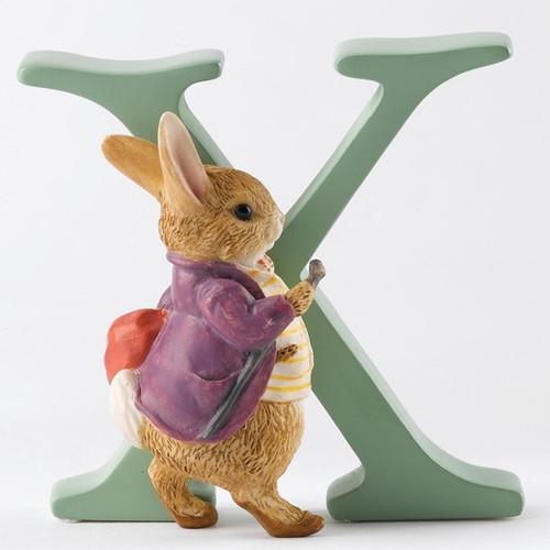 Beatrix Potter Letter X
