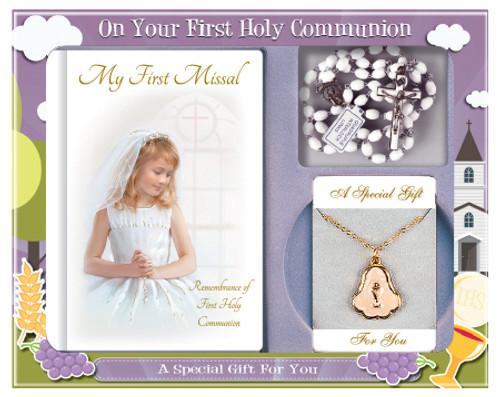Communion set with Necklace